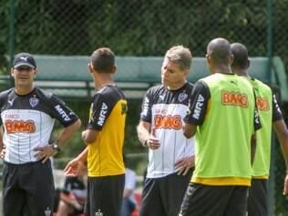 Paulo Autuori prepara sua equipe para decisão do Mineiro frente ao Cruzeiro