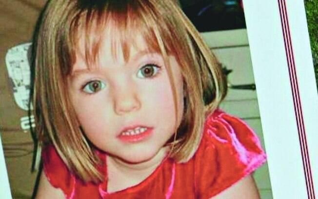 Madeleine McCann, em foto tirada na época do seu desaparecimento, quando estava prestes a completar 4 anos de idade