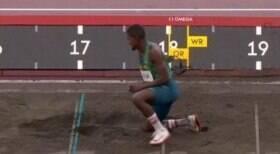 Atletismo: Brasileiros ficam fora da final do salto triplo