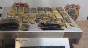 Polícia desarticula quadrilha que contrabandeou 1 tonelada de ouro