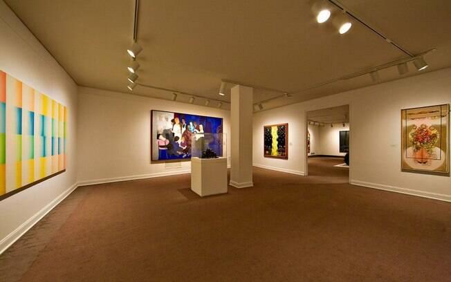O National Museum of Women in the Arts celebra as conquistas da mulher nas artes visuais, perfomáticas e literárias