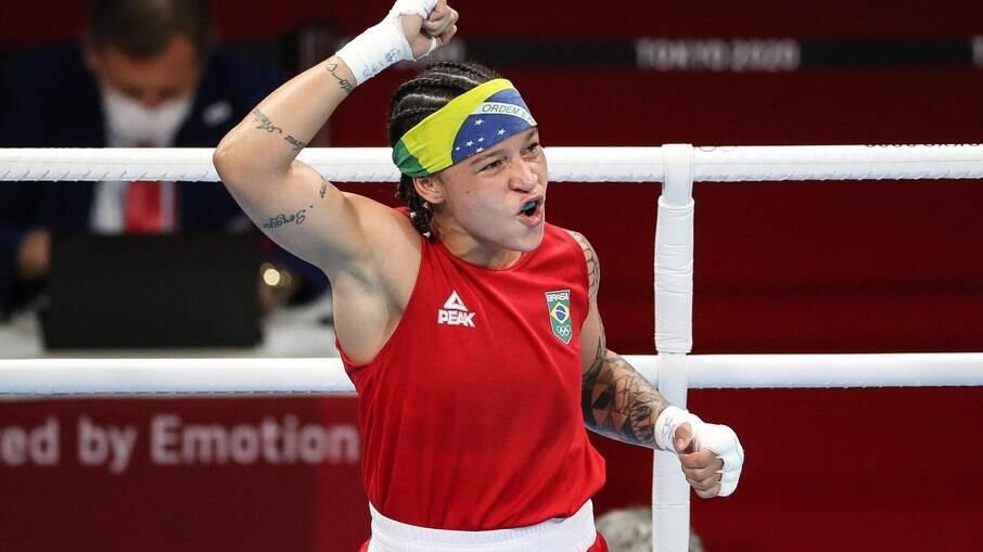Bia Ferreira está na semifinal