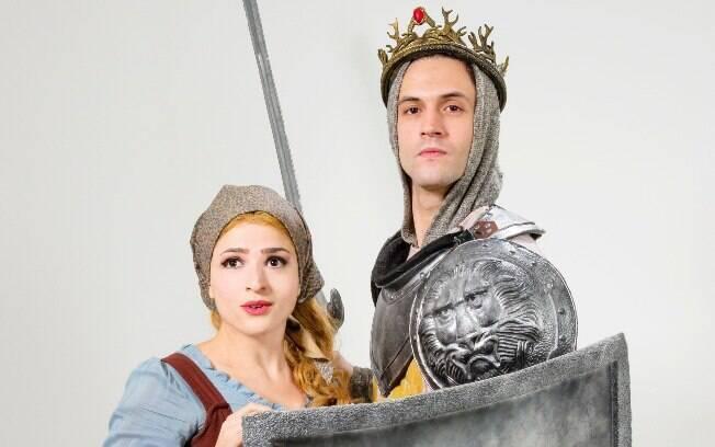 André Loddi e Lia Canineu são as grandes novidades do elenco de