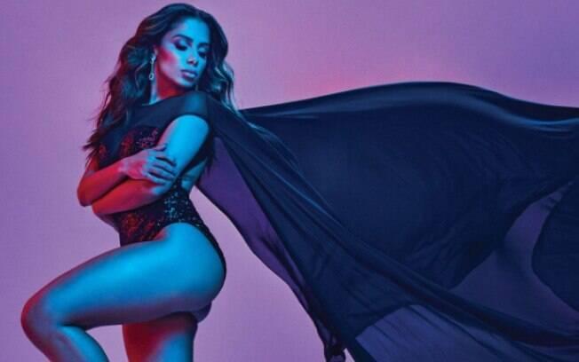 Anitta  na lista de mulher mais sexy de 2018
