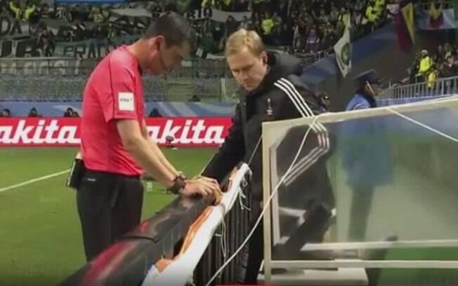 Copa 2018 deverá ter árbitro de vídeo, assim como aconteceu no Mundial de Clubes