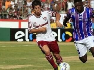 Na volta de Conca, Fluminense foi derrotado pelo Madureira, em Moça Bonita