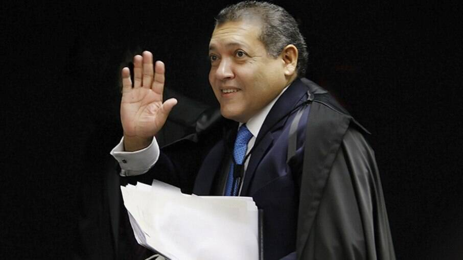 Ministro Nunes Marques, do Supremo Tribunal Federal (STF)