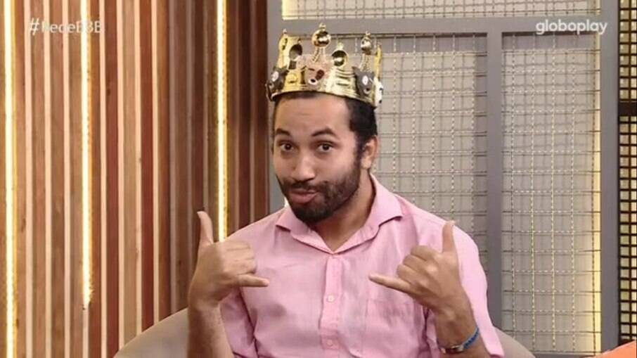 Gilberto, eleito o rei da cachorrada