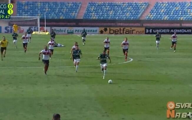 Osvaldo Luís avalia o desempenho dos paulistas no Brasileirão