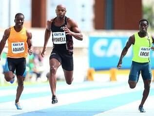 Asafa revelou que espera baixar a marca de 10 segundos ainda neste ano