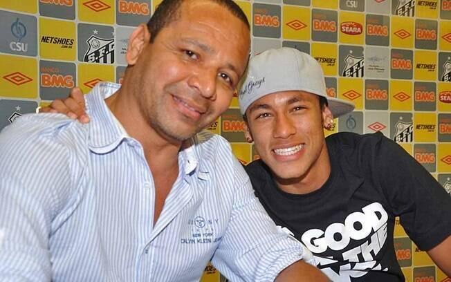 Segundo jornal espanhol, o Pai de Neymar ligou para o Real Madrid para que o filho jogasse na equipe.