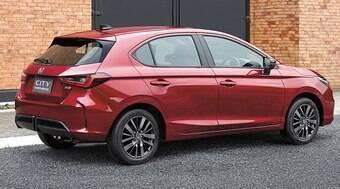 Honda City hatch vai começar a ser vendido no Brasil em dezembro