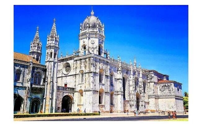 O Mosteiro de  Jerónimo é um dos mais populares de Lisboa