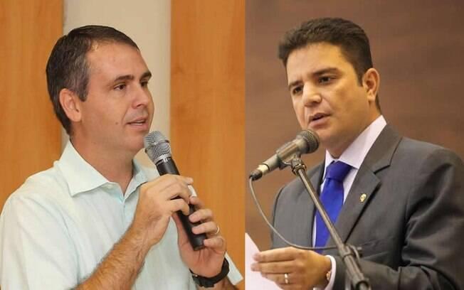 Candidatos ao governo do Acre, Marcos Alexandre, do PT, e Gladson Cameli, do PP, disputam as primeiras posições