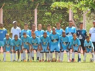 Grêmio. Equipe contagense participou da Copa do Brasil