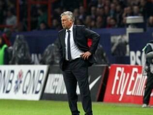 Ancelotti deve comandar o Real Madrid na próxima temporada