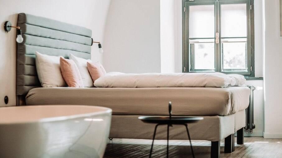 O minimalismo consiste em ter apenas o necessário em casa