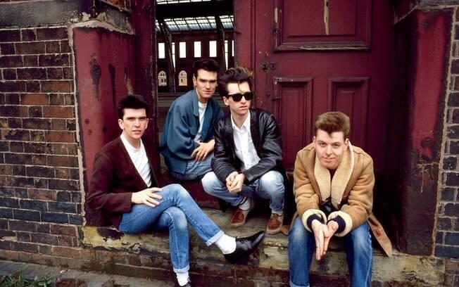 The Smiths, banda que durou apenas cinco anos, mas deixou saudades