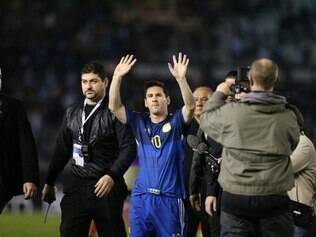 Messi avaliou positivamente vitória argentina sobre Trinidad e Tobago