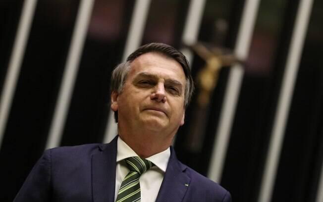 Presidente Jair Bolsonaro reclamou de vestibular exclusivo para transgêneros