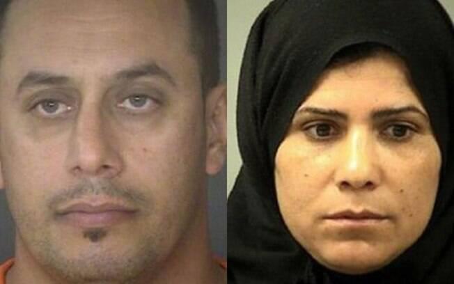 Os pais, Abdulah e Hamidiyah Sabah Al Hishmawi, foram presos e liberados na mesma semana, após pagamento de fiança