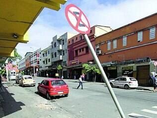 Rua Guaicurus é conhecida por abrigar vários pontos de prostituição