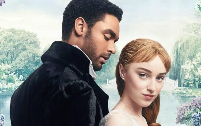 Bridgerton atinge o quarto lugar de séries mais assistidas na Netflix