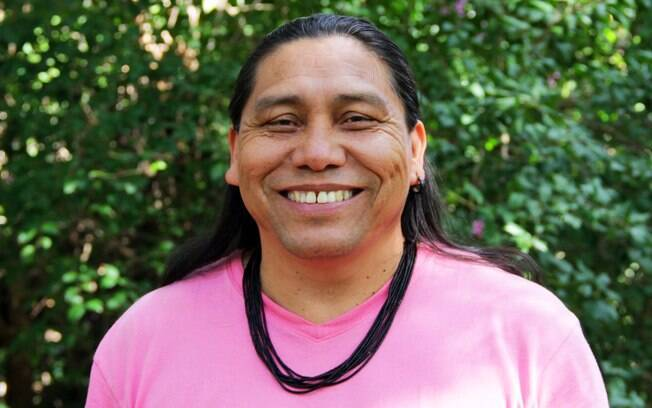 Professor e escritor indígena, Daniel Munduruku lidera projeto em São Paulo neste fim de semana