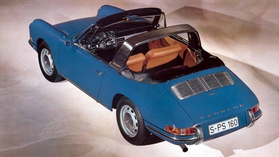 Porsche Targa: traz o sobrenome do tradicional circuito italiano famoso pelas provas de rali  e por exigir destreza o volante