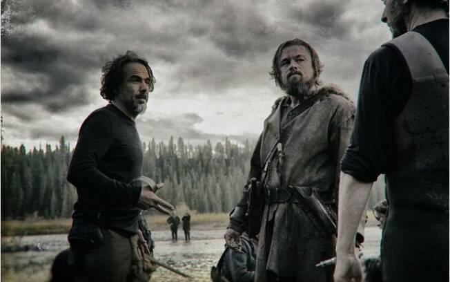 Leonardo DiCaprio e Alejandro González Iñárritu: favoritos ao Oscar na avaliação das casas de apostas de Las Vegas