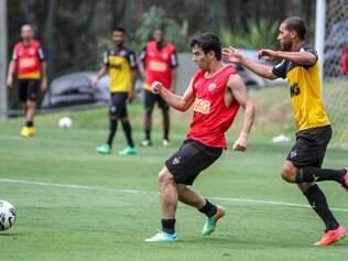 Donizete está confiante em possibilidade de finalizar o Brasileiro ao menos com uma vaga na Libertadores