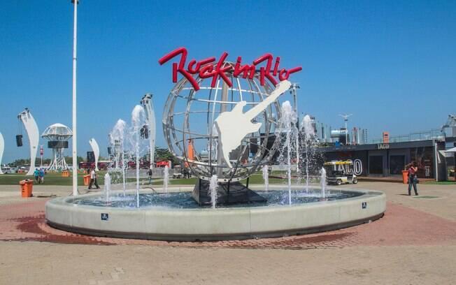 O Rock in Rio 2017 será realizado no Parque Olímpico