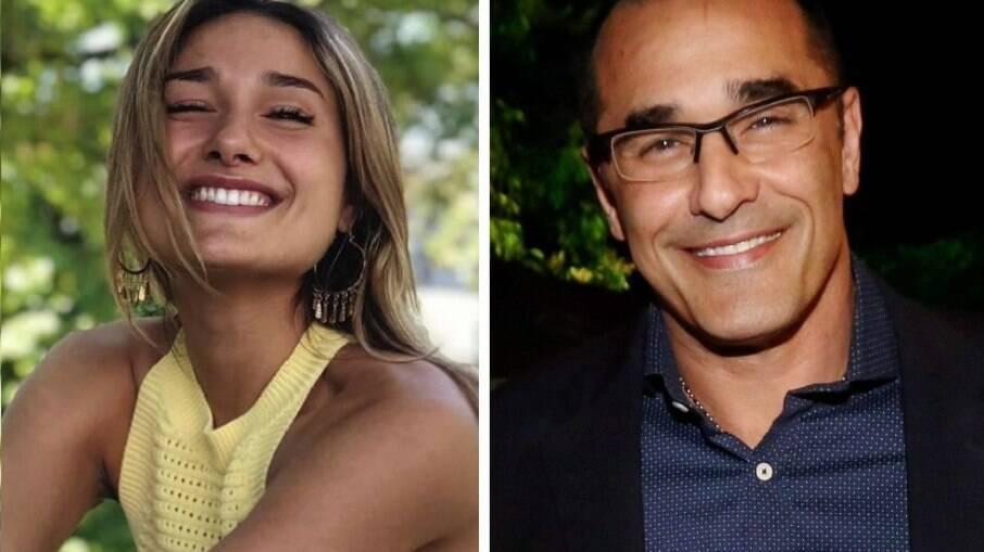 Sasha é filha de Luciano e Xuxa