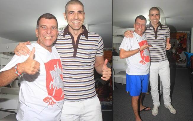 Reynaldo Gianecchini e Jorge Fernando