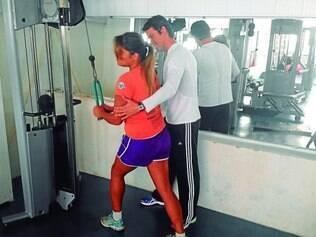 Recomendação. Segundo personal trainer Eric Felix, ideal é praticar atividade física pelo menos duas vezes durante a semana
