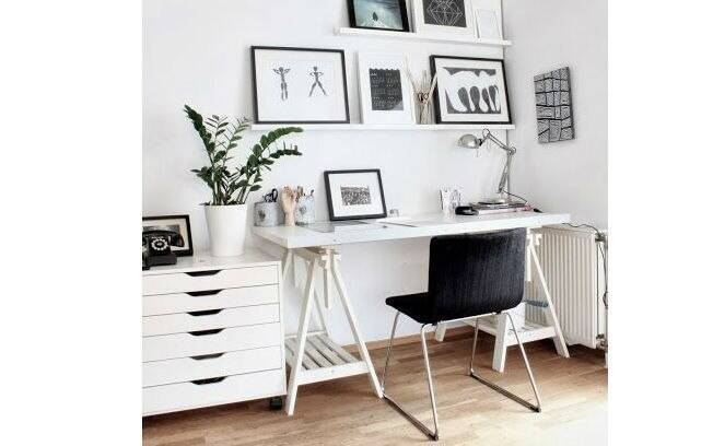 Turbine o home office decora o ig - Schreibtisch tumblr ...