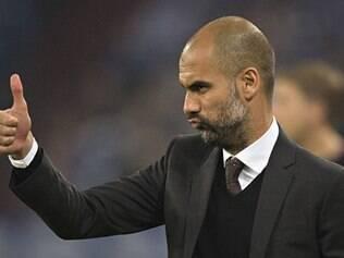 Pep Guardiola se mostrou satisfeito com a vitória de seus comandados