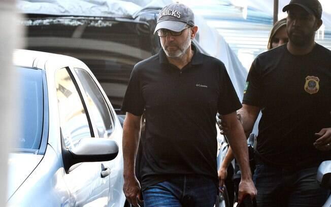 Ex-secretário do governo Sérgio Cabral no Rio, Sérgio Côrtes ganhou habeas corpus no início de fevereiro