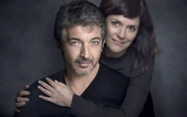 Ricardo Darín e Valeria Bertuccelli