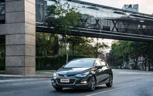 Chevrolet Cruze Sport6: atualmente, ele é o hatch médio mais vendido do Brasil. O que não significa muita coisa