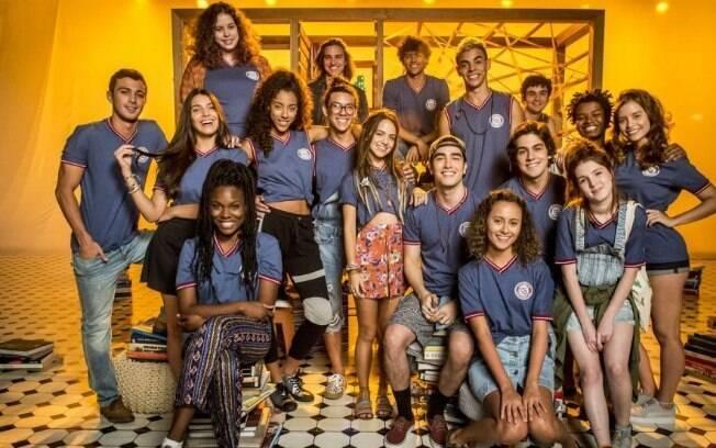 Elenco de Malhação Vidas Brasileiras