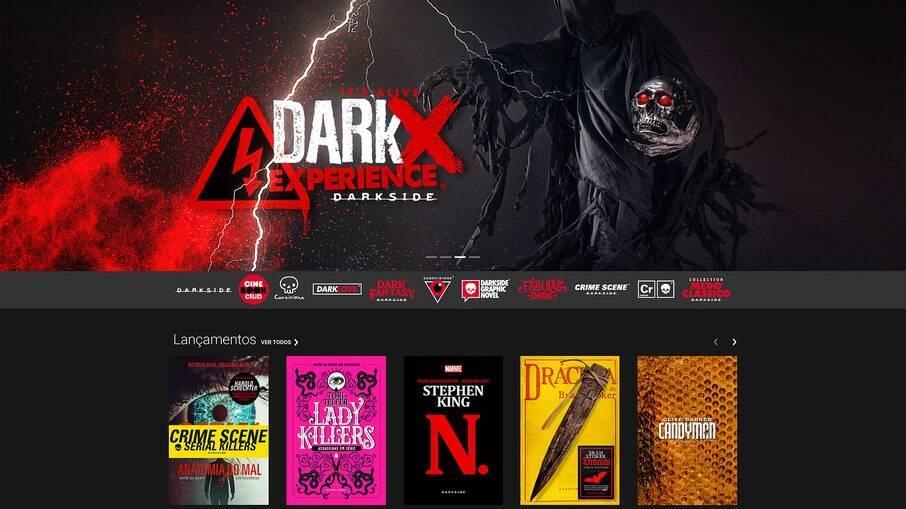 Editora Darkside amealha fãs por seu apreço à cultura pop