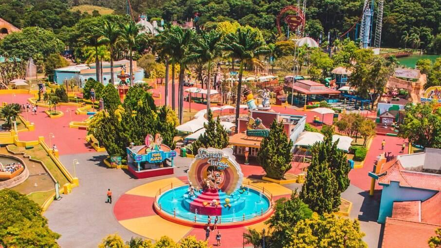 O parque abrirá com um protocolo que permite apenas 25% da capacidade sem o funcionamento de algumas atrações
