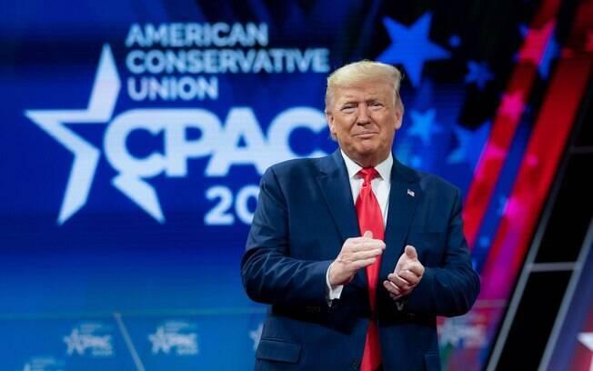 Segundo exame do presidente norte-americano deu negativo