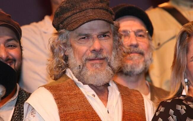 José Mayer no musical