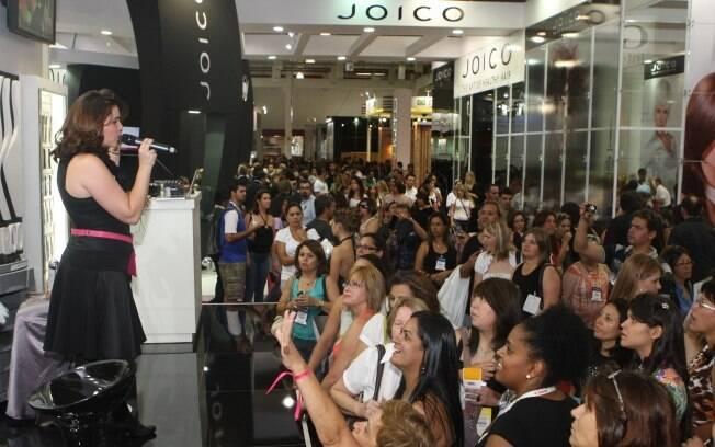 A Hair Brasil 2012 é a maior feira de beleza da América Latina