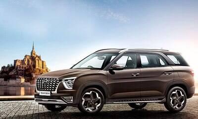 Hyundai Creta de 7 lugares tem mais detalhes antecipados