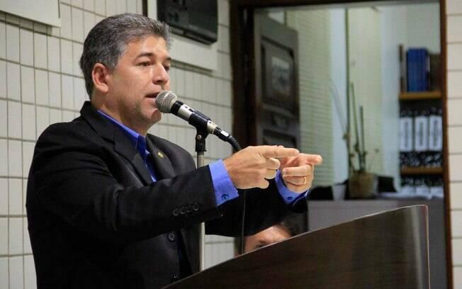 Leto Viana (PRP) é prefeito de Cabedelo, município da Paraíba; ele foi preso na Operação Xeque-Mate