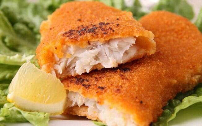 Peixe empanado: confira opções para se deliciar no dia a dia