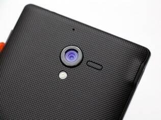 Câmera do Xperia ZQ tem 13 megapixels